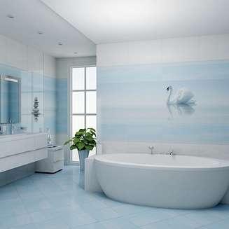 плитка для ванной комнаты вода
