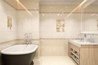Кафель в ванных комната облучатель для ванной комнаты