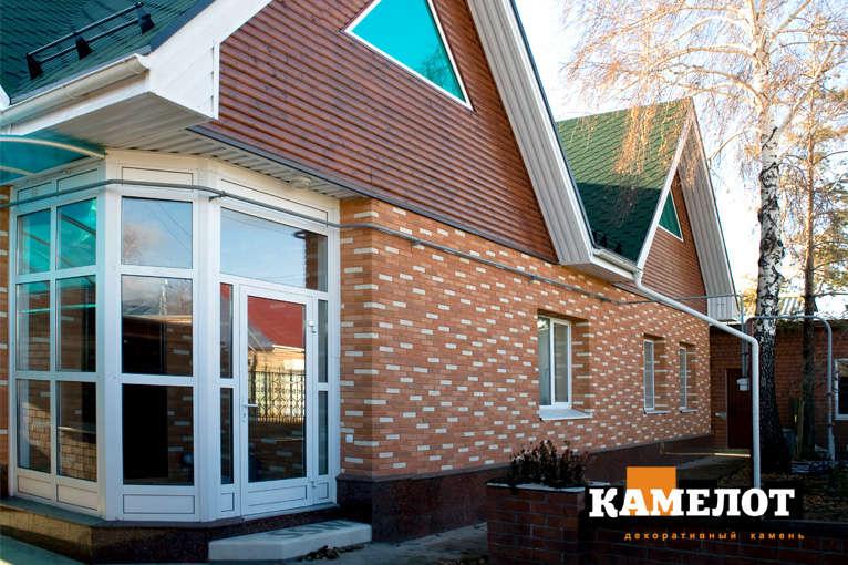 Как обшить фасад дома недорого