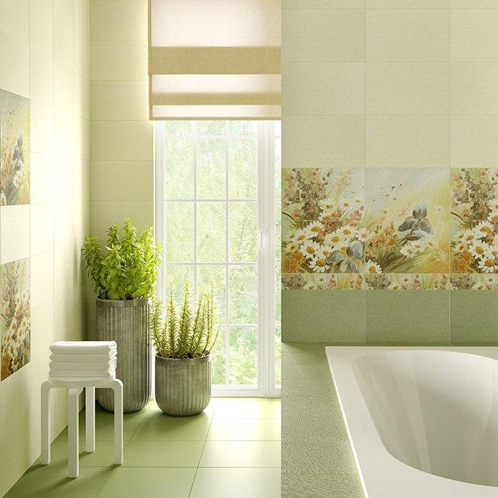 плитка для ванной фото шахтинская