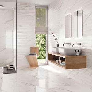 Керамогранит Supergres Ceramiche Purity Of Marble Wall