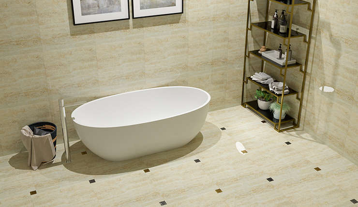 Коллекция Tile Kraft Travertine beige