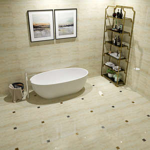 Керамогранит Tile Kraft Travertine beige