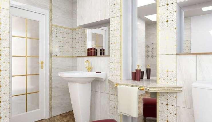 44214435e Уралкерамика Романо купить по цене 780 руб.✅Плитка для ванной ...