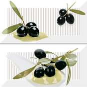Decor Olives A (150x75)