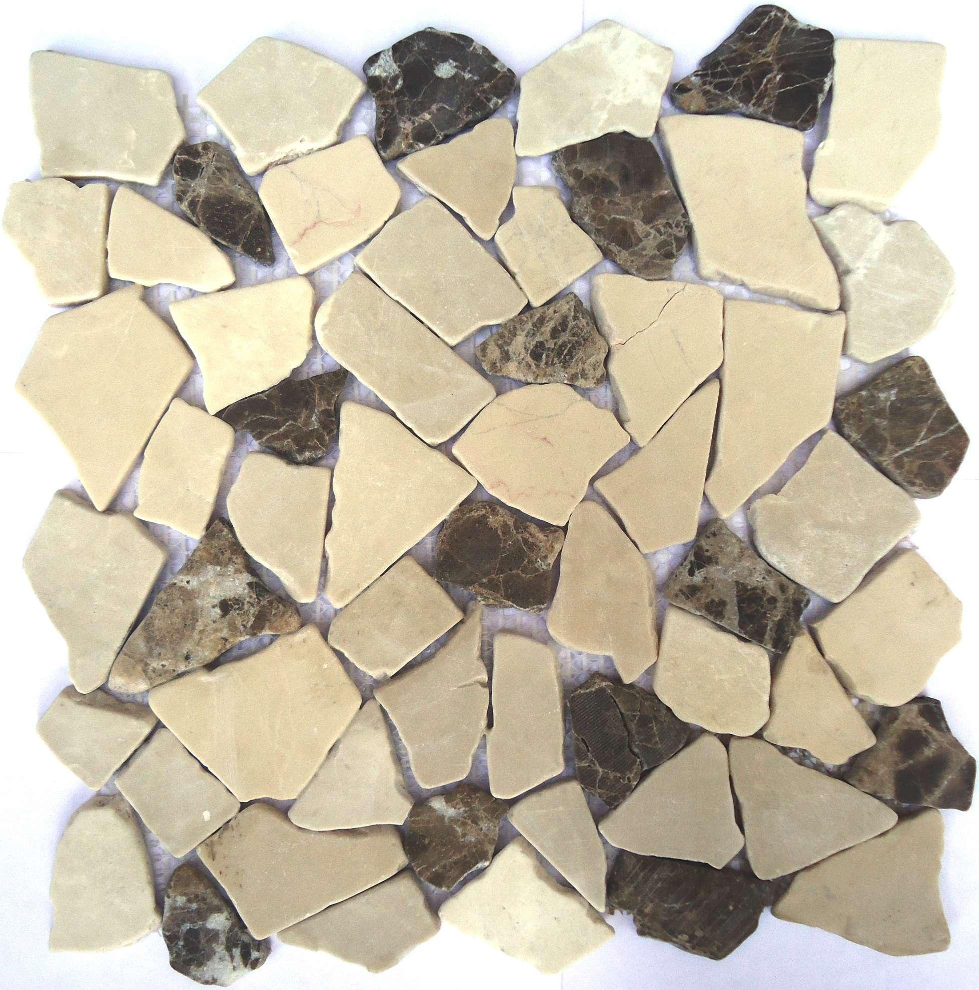 Мрамор и мозаика