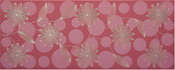 -daisy full decor burgundy 20x50 (500x200)
